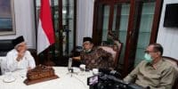 Wakil Presiden KH. Ma'ruf Amin: Sekolah Memiliki Asrama Harus Bebas Covid-19