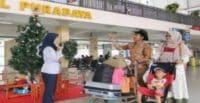 Cuek Terhadap Covid-19, Orang Datang Ke Surabaya Tanpa Masker