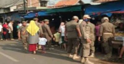 Pemerintah Jakarta Tutup Paksa Pasar Cakung