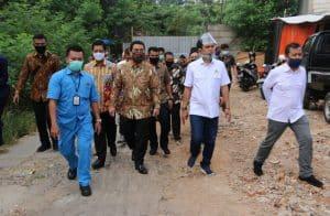 Wagub Jakarta Tinjau Titik Banjir