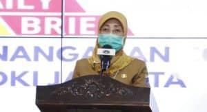 Jakarta Tambah 275 Kasus Corona