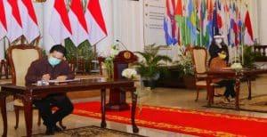 2 Menteri Bentuk BUMN Go Global