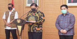 Tugas Komite Penanganan Covid-19 dan Pemulihan Ekonomi Nasional