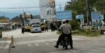 Polisi Salah Sasaran Kepung Mobil Boks
