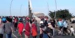 Ribuan Orang Padati Car Free Day Bekasi