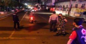 Melanggar Jam Malam, Pedagang di Bogor Didenda Rp. 3 Juta