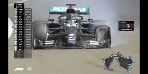 Lewis Hamilton Juarai Formula 1 GP Inggris Dengan 3 Ban