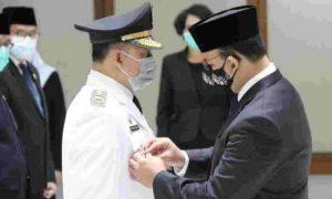 Gubernur DKI Jakarta Lantik Pejabat Baru
