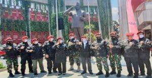 Ketua DPR Resmikan Patung Bung Karno di STIN