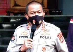 Habib Rizieq Shihab Serahkan Diri ke Polda Metro Jaya