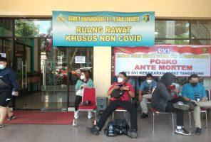 Koban Tewas Kebakaran Lapas Tangerang Bertambah 3 Orang